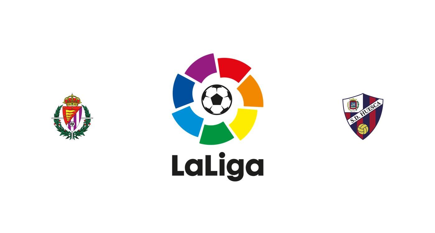 Valladolid vs Huesca