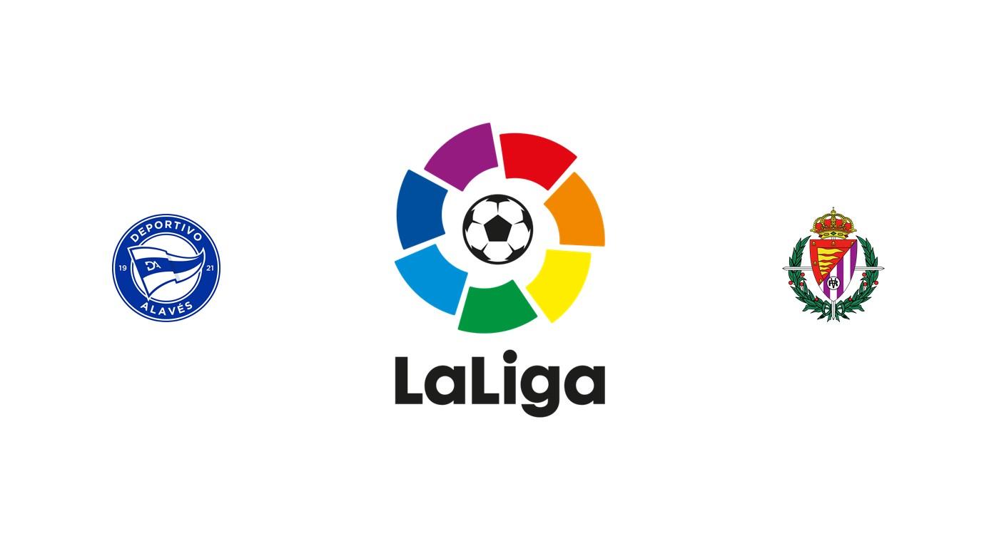 Alavés vs Valladolid