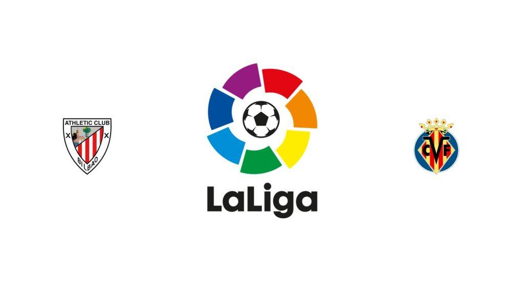 Athletic Club vs Villarreal Previa, Predicciones y Pronóstico