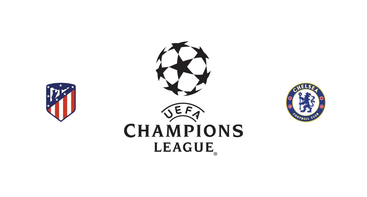 Atlético Madrid vs Chelsea