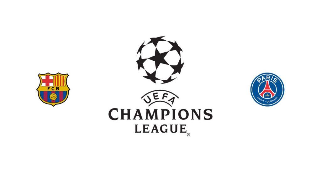Barcelona vs PSG Previa, Predicciones y Pronóstico