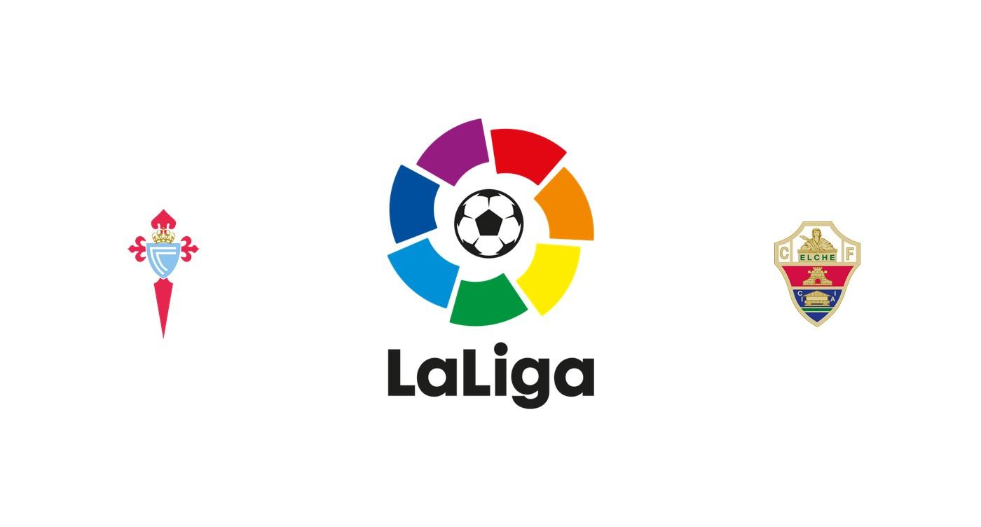 Celta Vigo vs Elche