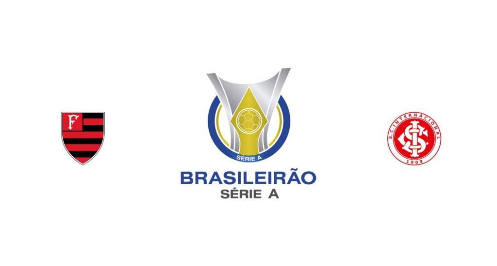 Flamengo vs Internacional Previa, Predicciones y Pronóstico