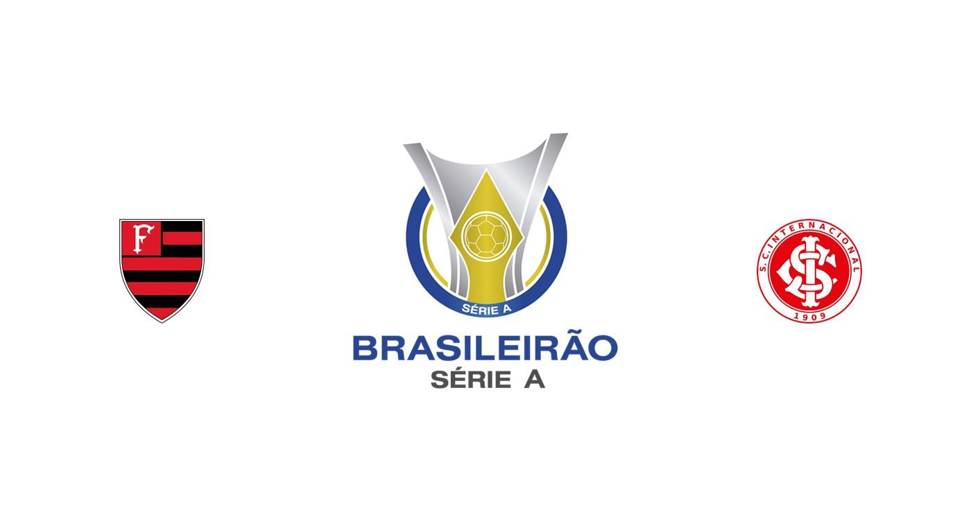 Flamengo vs Internacional