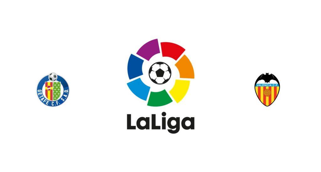 Getafe vs Valencia Previa, Predicciones y Pronóstico