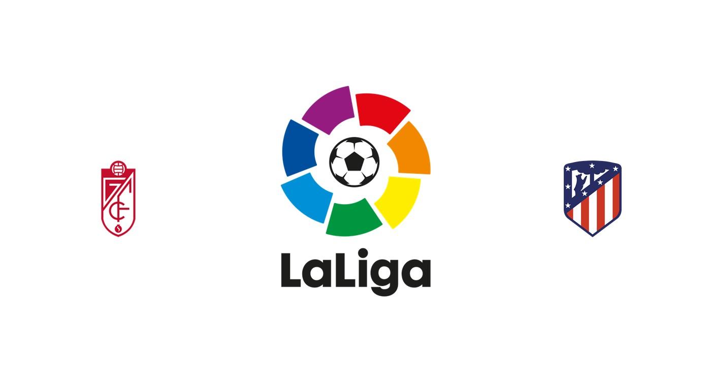 Granada vs Atlético Madrid