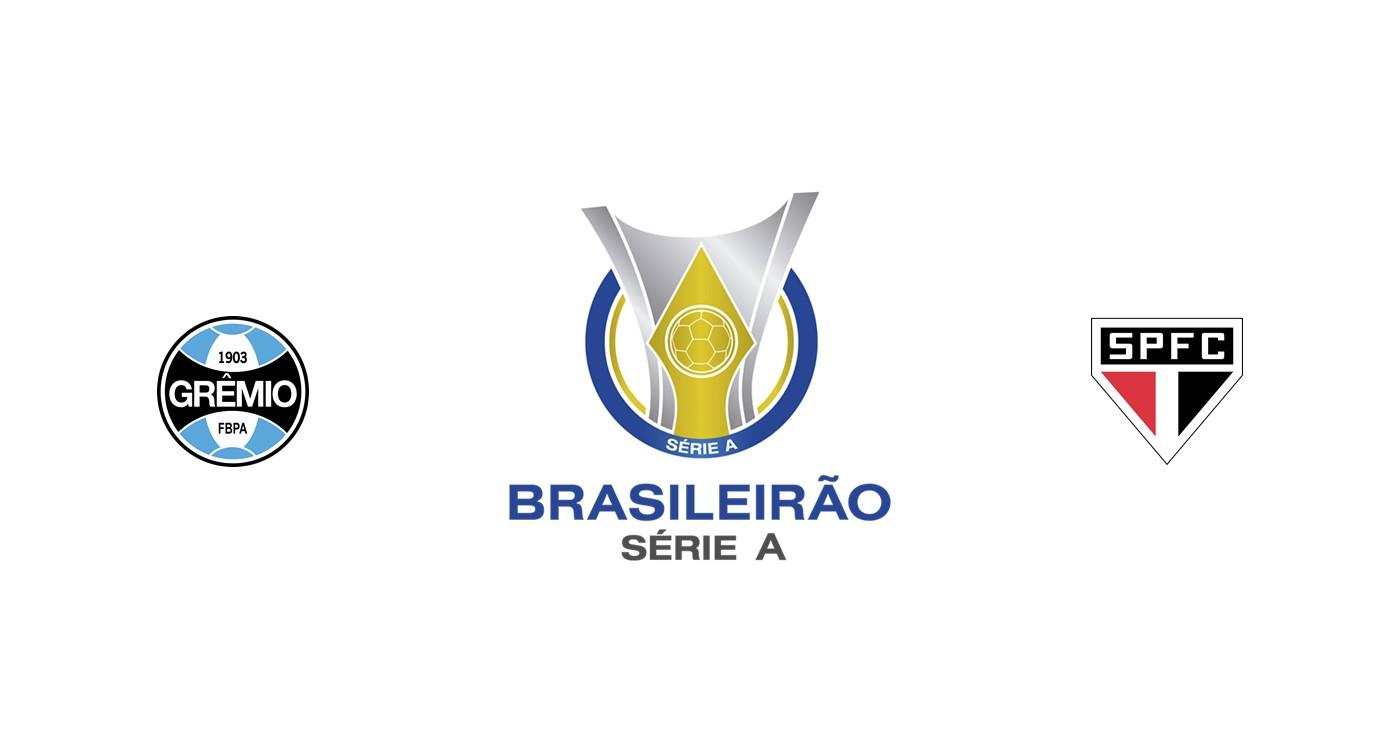 Gremio vs Sao Paulo