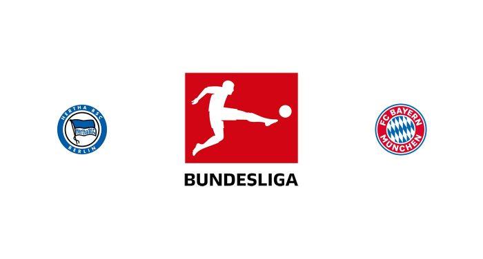 Hertha Berlín vs Bayern Múnich Previa, Predicciones y Pronóstico