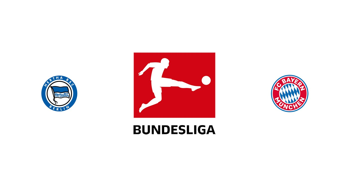 Hertha Berlín vs Bayern Múnich