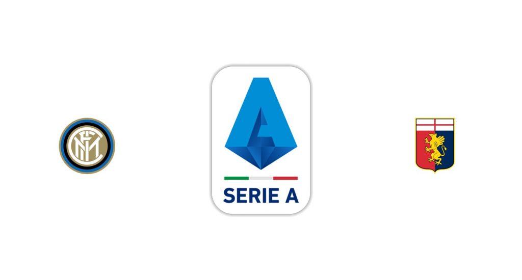 Inter Milan vs Genoa Previa, Predicciones y Pronóstico