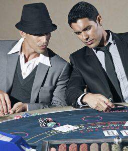 Jugadores poker