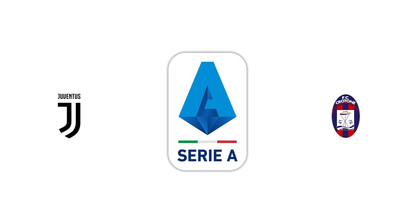 Juventus vs Crotone