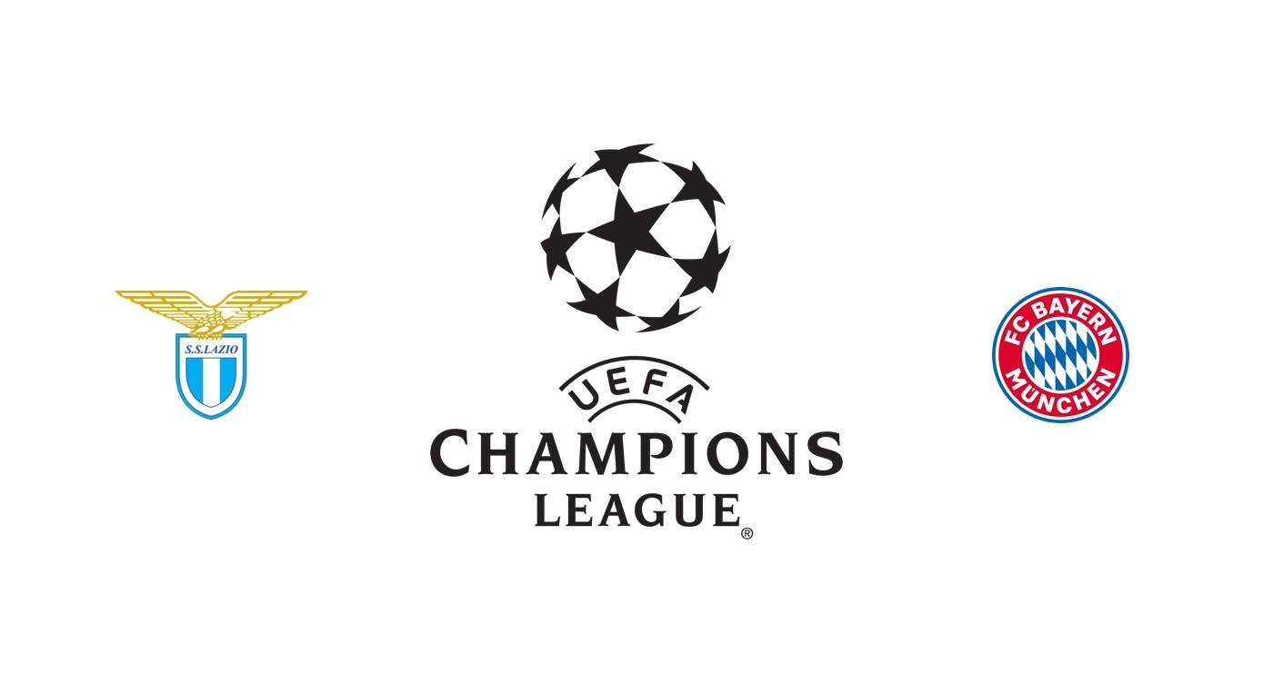 Lazio vs Bayern Múnich