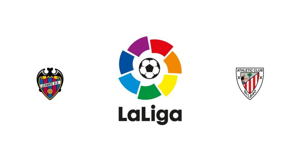 Levante vs Athletic Club Previa, Predicciones y Pronóstico
