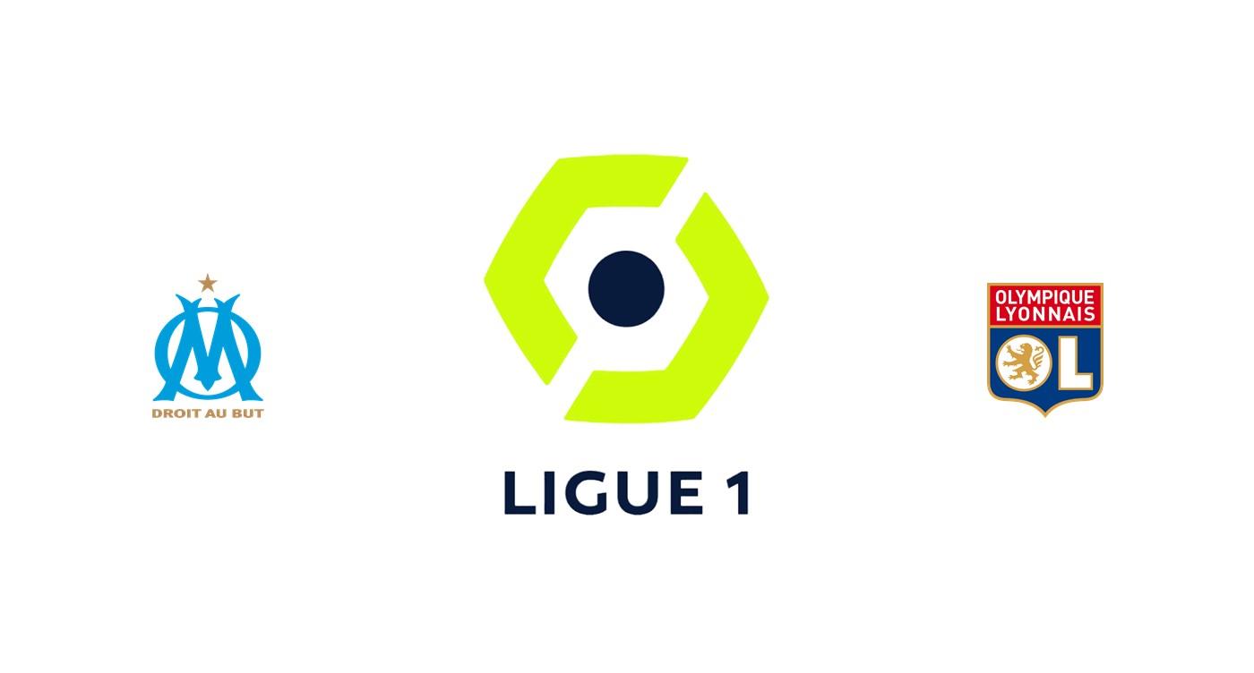 Olympique Marsella vs Olympique Lyon