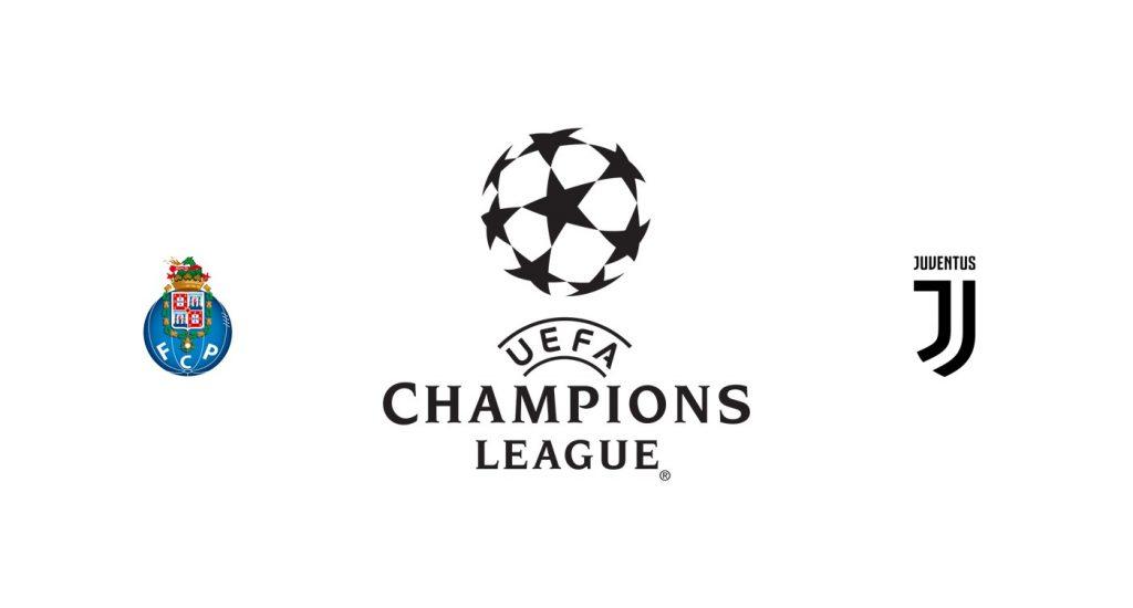 Porto vs Juventus Previa, Predicciones y Pronóstico