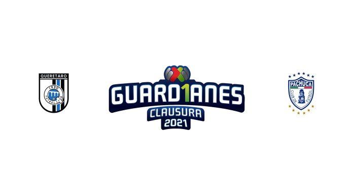 Querétaro vs Pachuca Previa, Predicciones y Pronóstico 05/02/2021