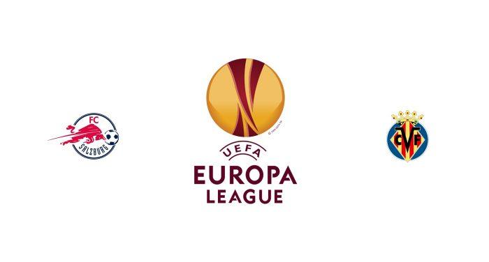 RB Salzburgo vs Villarreal Previa, Predicciones y Pronóstico