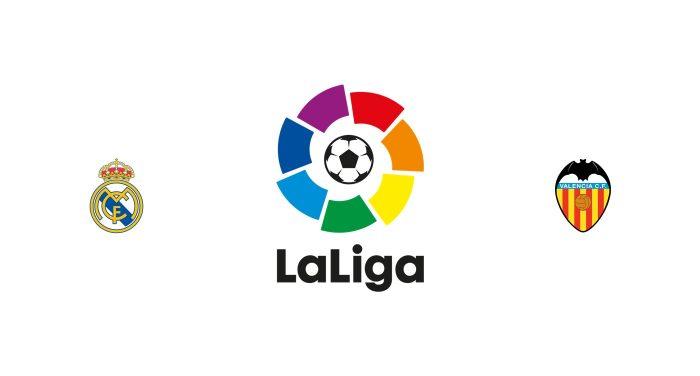 Real Madrid vs Valencia Previa, Predicciones y Pronóstico
