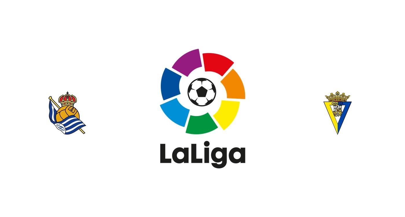 Real Sociedad vs Cádiz