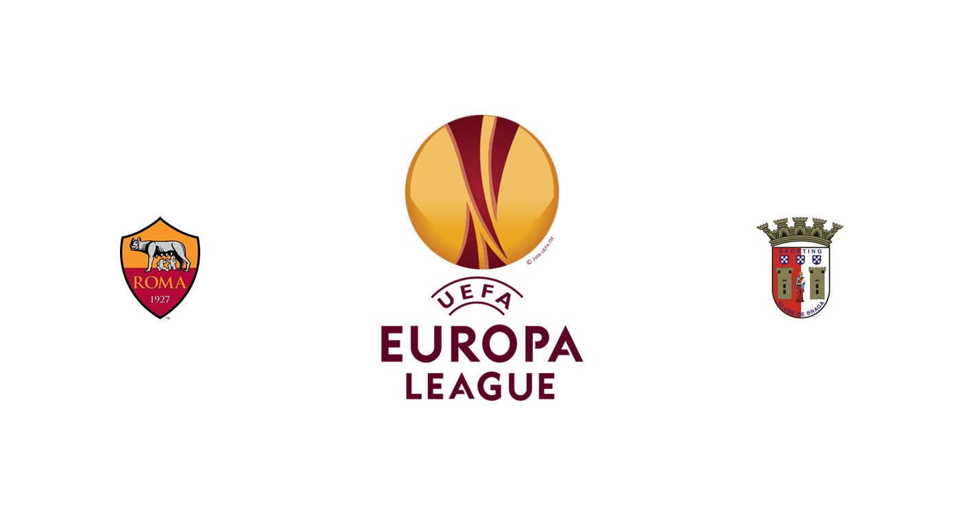 Roma vs Sporting Braga
