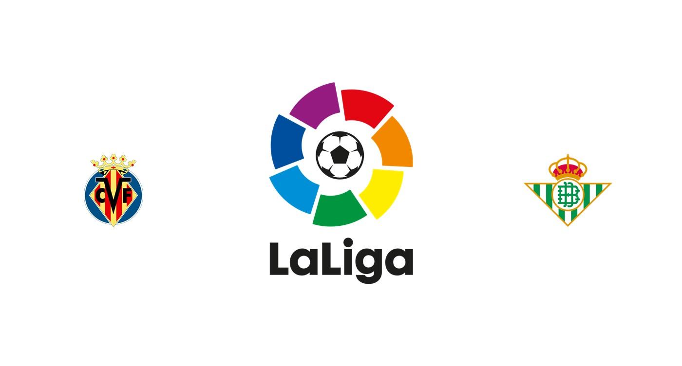 Villarreal vs Betis