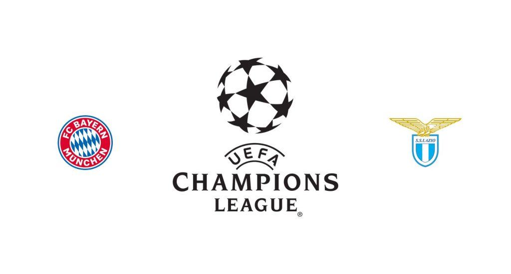 Bayern Múnich vs Lazio Previa, Predicciones y Pronóstico