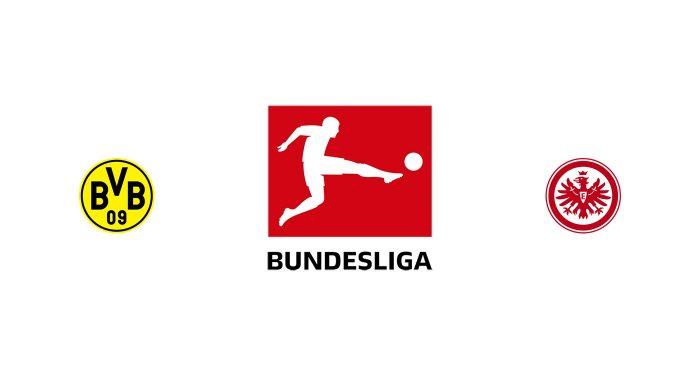 Borussia Dortmund vs Eintracht Frankfurt Previa, Predicciones y Pronóstico