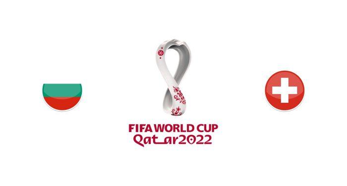 Bulgaria vs Suiza Previa, Predicciones y Pronóstico
