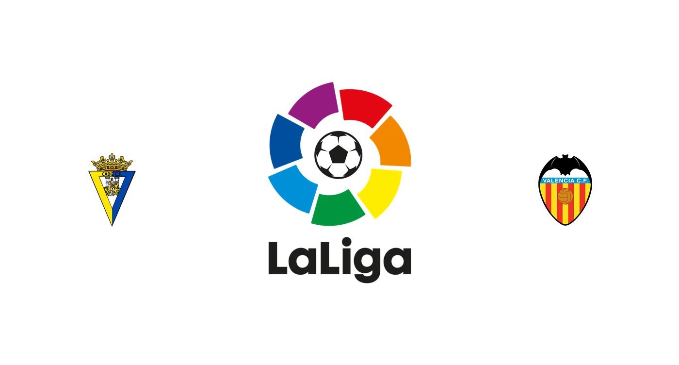 Cádiz vs Valencia