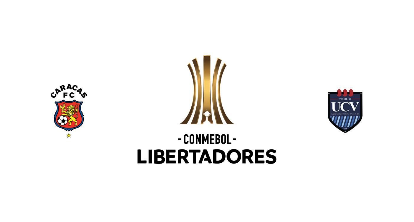 Caracas FC vs César Vallejo