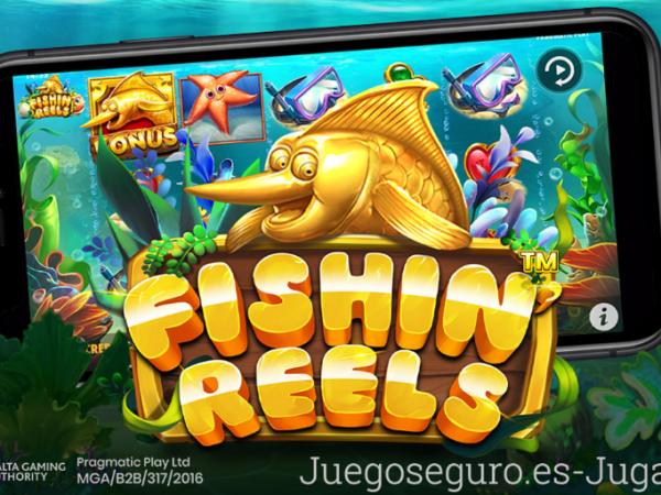Tragaperras online Slot Fishin' Reels - Guía Completa