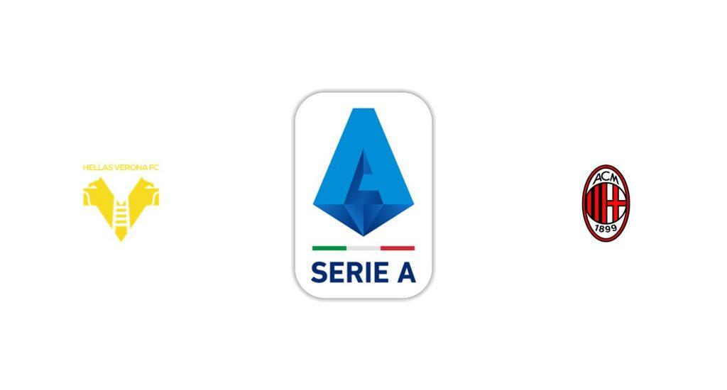 Hellas Verona vs Milan Previa, Predicciones y Pronóstico