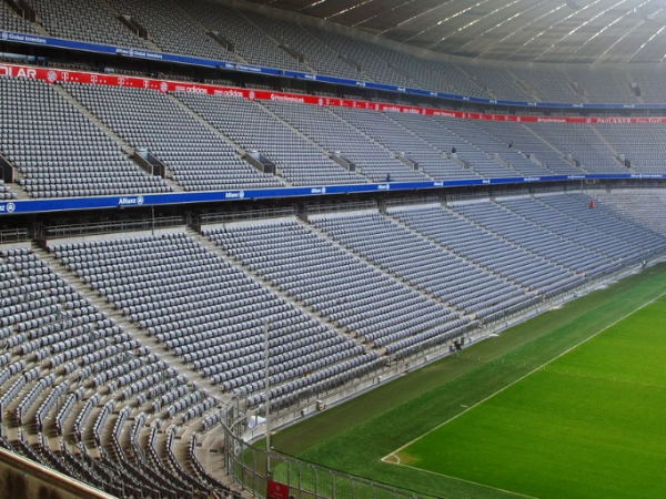 Impacto de la ausencia de aficionados en los Estadios de fútbol