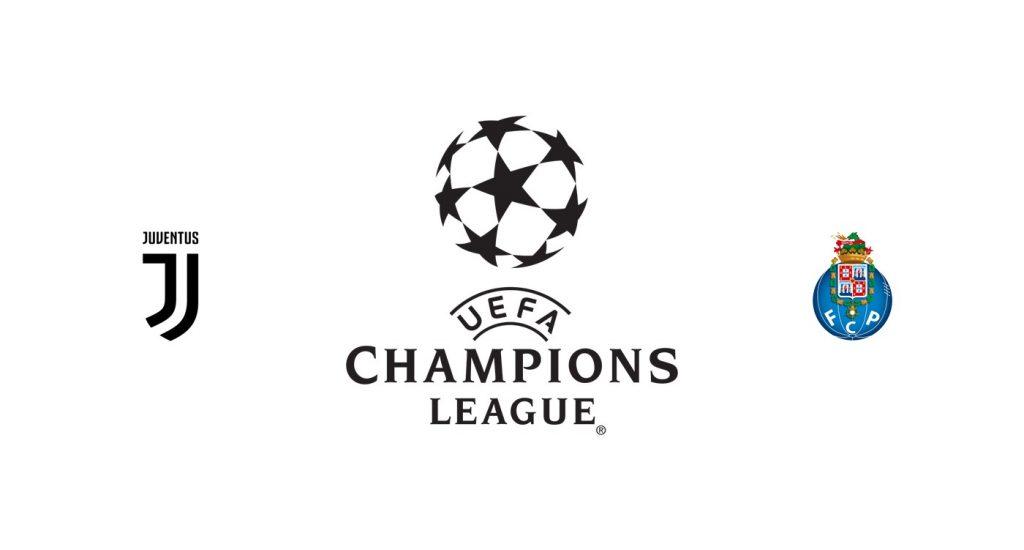 Juventus vs Porto Previa, Predicciones y Pronóstico