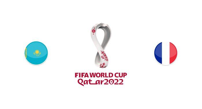 Kazajistán vs Francia Previa, Predicciones y Pronóstico