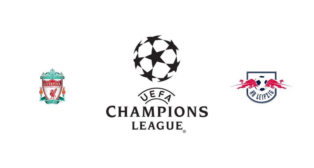 Liverpool vs RB Leipzig Previa, Predicciones y Pronóstico