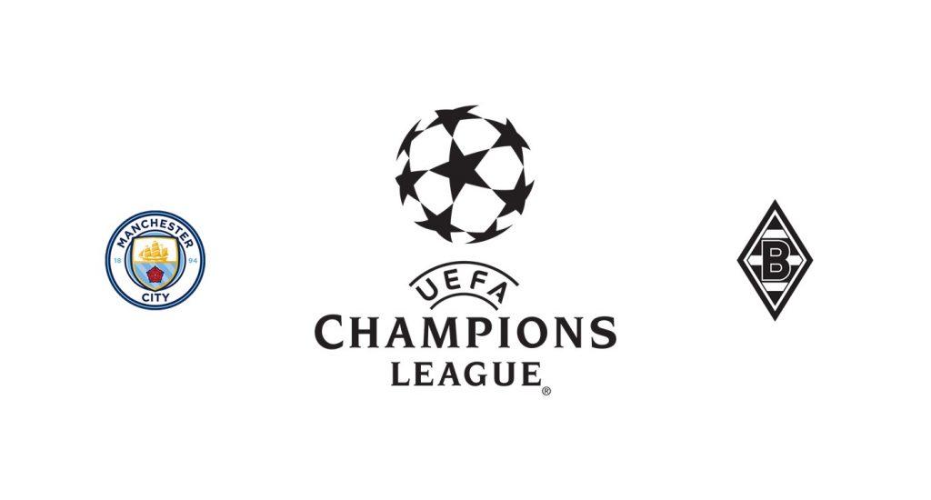 Manchester City vs Borussia Monchengladbach Previa, Predicciones y Pronóstico