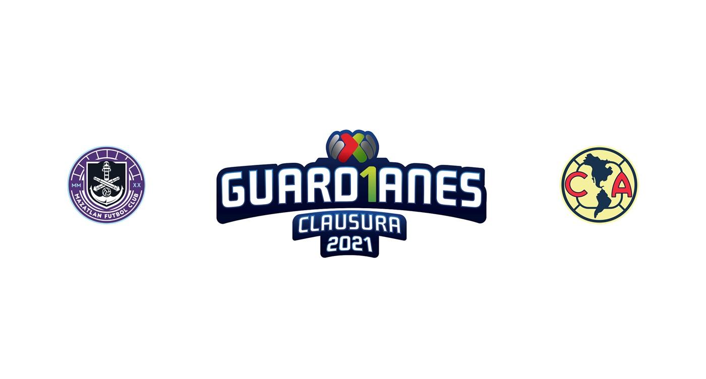 Mazatlán vs Club América