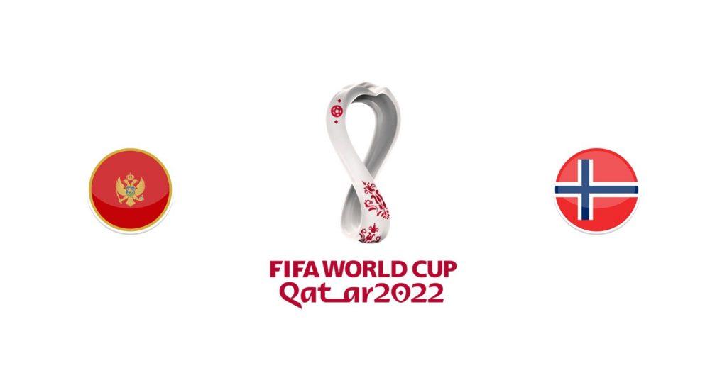 Montenegro vs Noruega Previa, Predicciones y Pronóstico