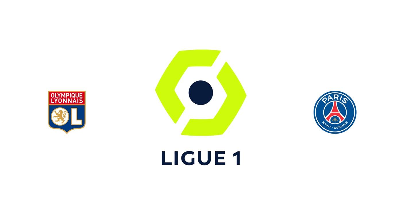Olympique Lyon vs PSG