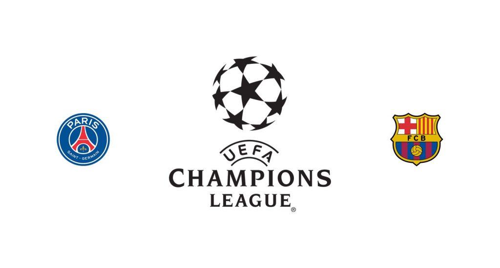 PSG vs Barcelona Previa, Predicciones y Pronóstico