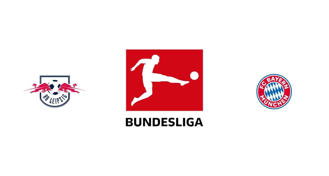 RB Leipzig vs Bayern Múnich