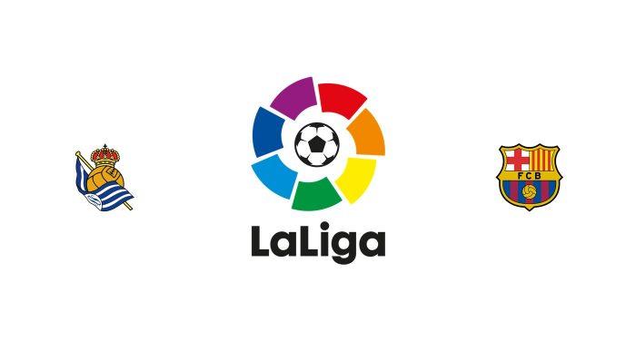 Real Sociedad vs Barcelona Previa, Predicciones y Pronóstico