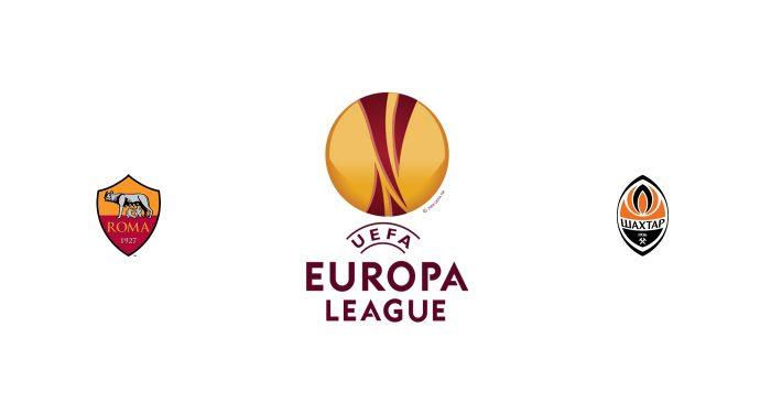 Roma vs Shakhtar Donetsk Previa, Predicciones y Pronóstico