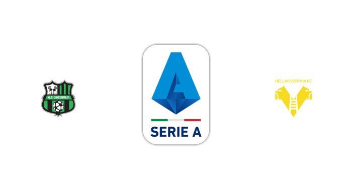 Sassuolo vs Hellas Verona Previa, Predicciones y Pronóstico