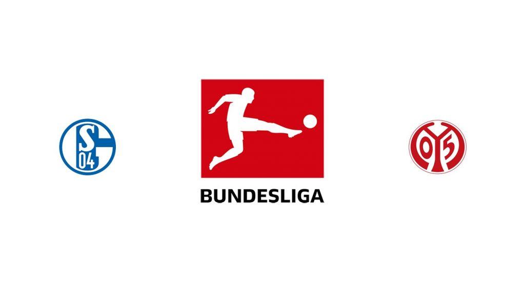 Schalke 04 vs Mainz 05 Previa, Predicciones y Pronóstico