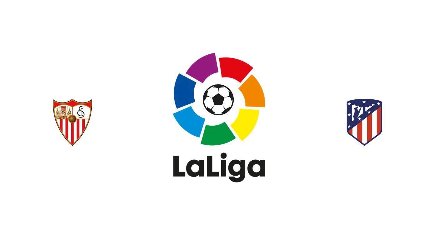 Sevilla vs Atlético Madrid