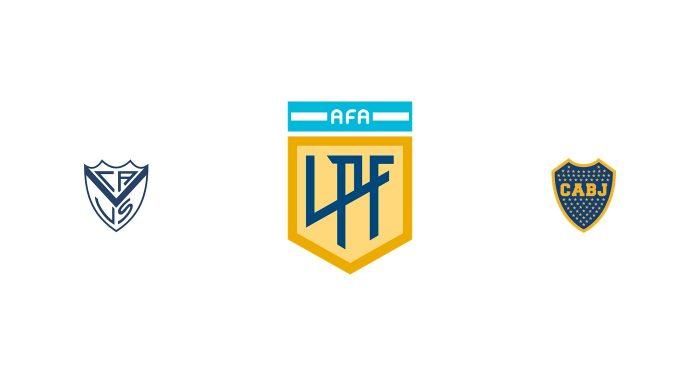 Velez vs Boca Juniors Previa, Predicciones y Pronóstico