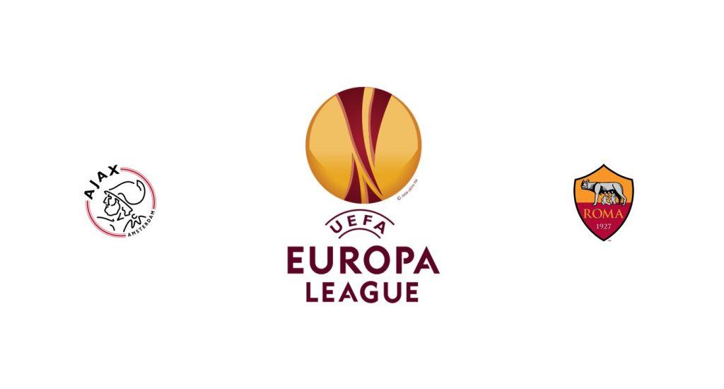 Ajax vs Roma Previa, Predicciones y Pronóstico